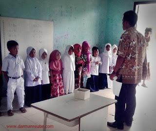 Pengabdian Guru SM3T