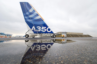 airbus a350 vertical wing, airbus a350, a350