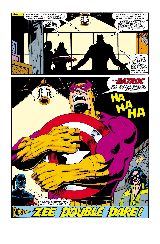 Captain America (1968) Issue #302 #230 - English 23