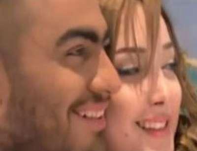تامر حسني يعلن زواجه من بسمة بوسيل - صور تامر حسني وبسمه بوسيل - زواج تامر حسني من بسمة بوسيل - صور تامر وبسمة