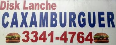 Disk Lanche CAXAMBURGUER