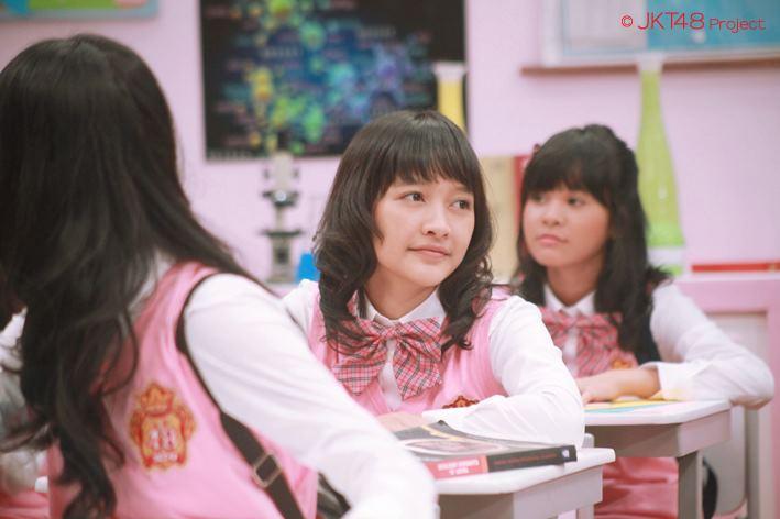Gaby JKT48 , kinal JKT48 delima JKT48
