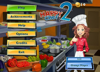 become an expert chef in Happy Chef 2