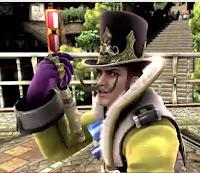 Soul Calibur V Dampierre DLC Trailer