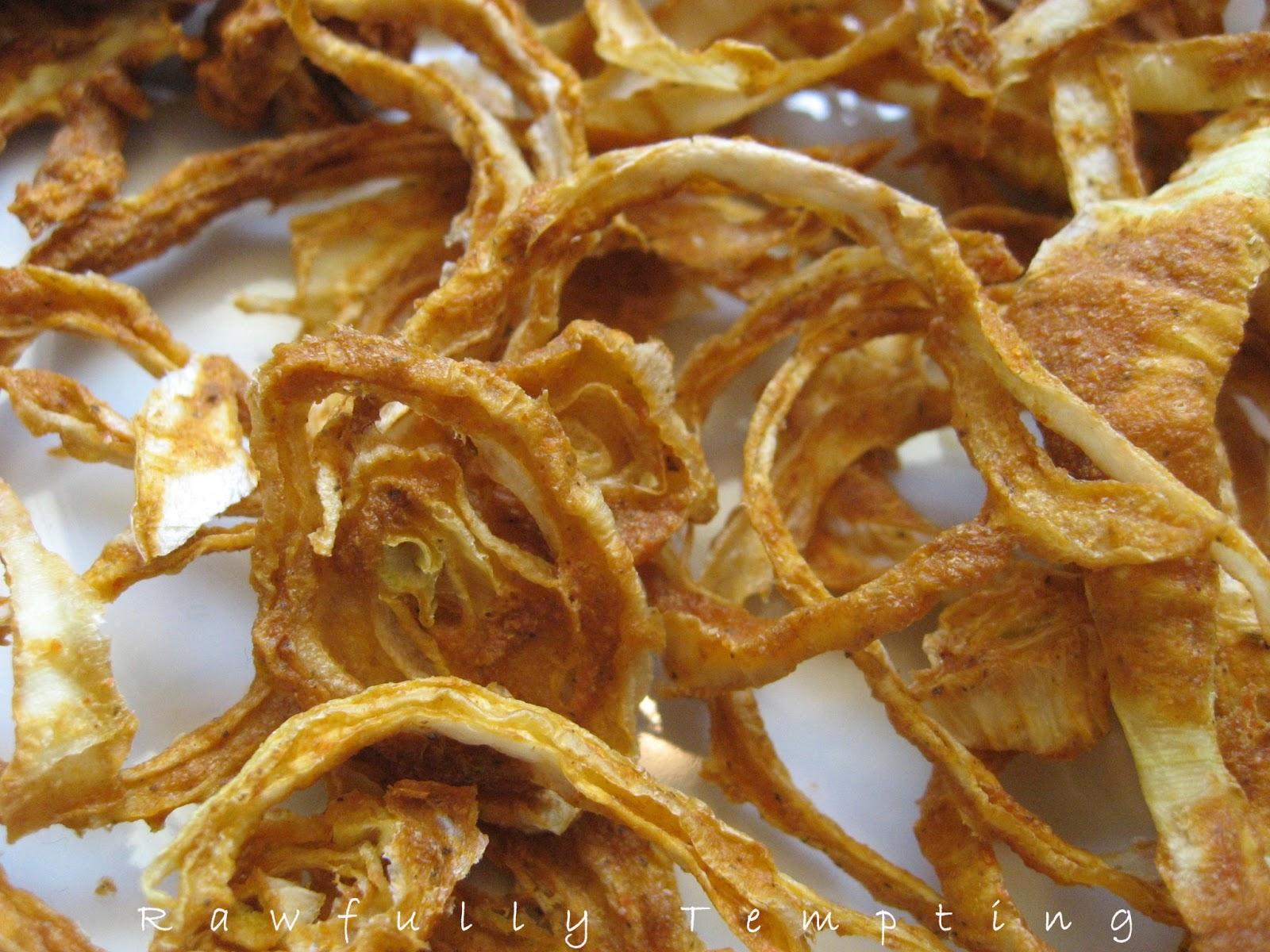 Heathly Onion Rings