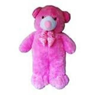Boneka Teddy Bear Jumbo Pink