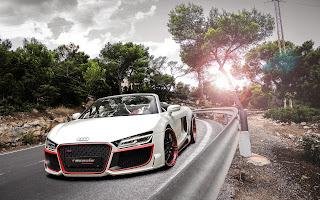 2014 Audi R8 V10 Spyder regla Tuning