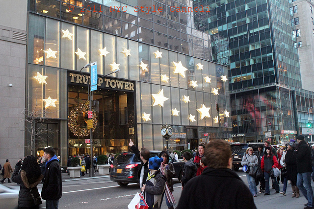 Christmas Day in New York City | NYC, Style & a little Cannoli