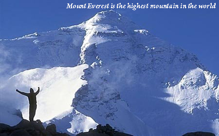 Good Time for Mount Everest