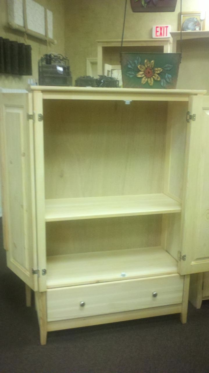 Wood Creations Furniture Item Of The Week Unfinished