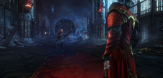 Castlevania: Lords of Shadow 2 Demo Footage