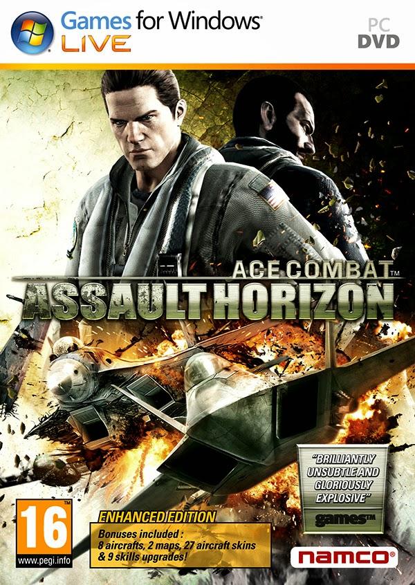 Ace Combat: Assault Horizon - Echanced Edition (Repack-5.5GB)