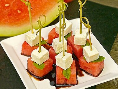 water melon and feta 3