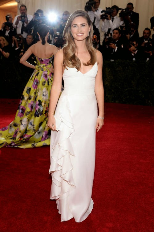 Lauren Bush Lauren in Ralph Lauren