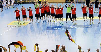 Alemania festeja su tecer puesto | Mundo Handball