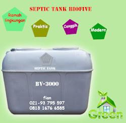 SEPTIC TANK BIOFIVE BV-3000