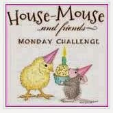 House Mouse And Friends Challenge