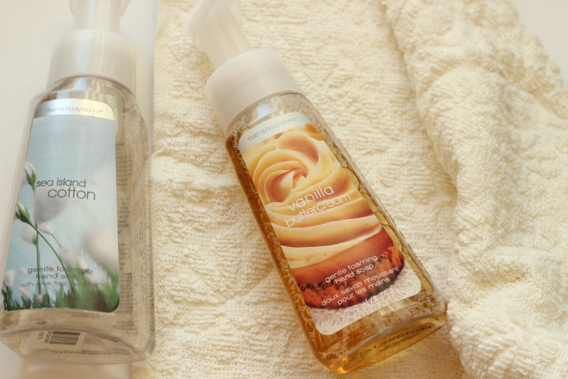 BATH & BODY WORKS Gentle Foaming Hand Soap