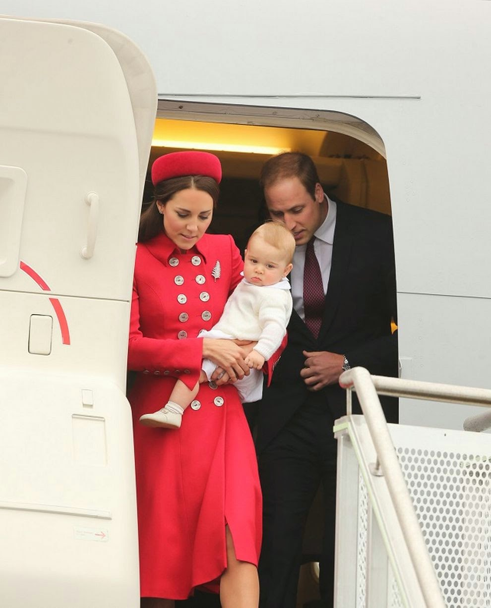 Prince William and Princess Catherine Head to South Australia