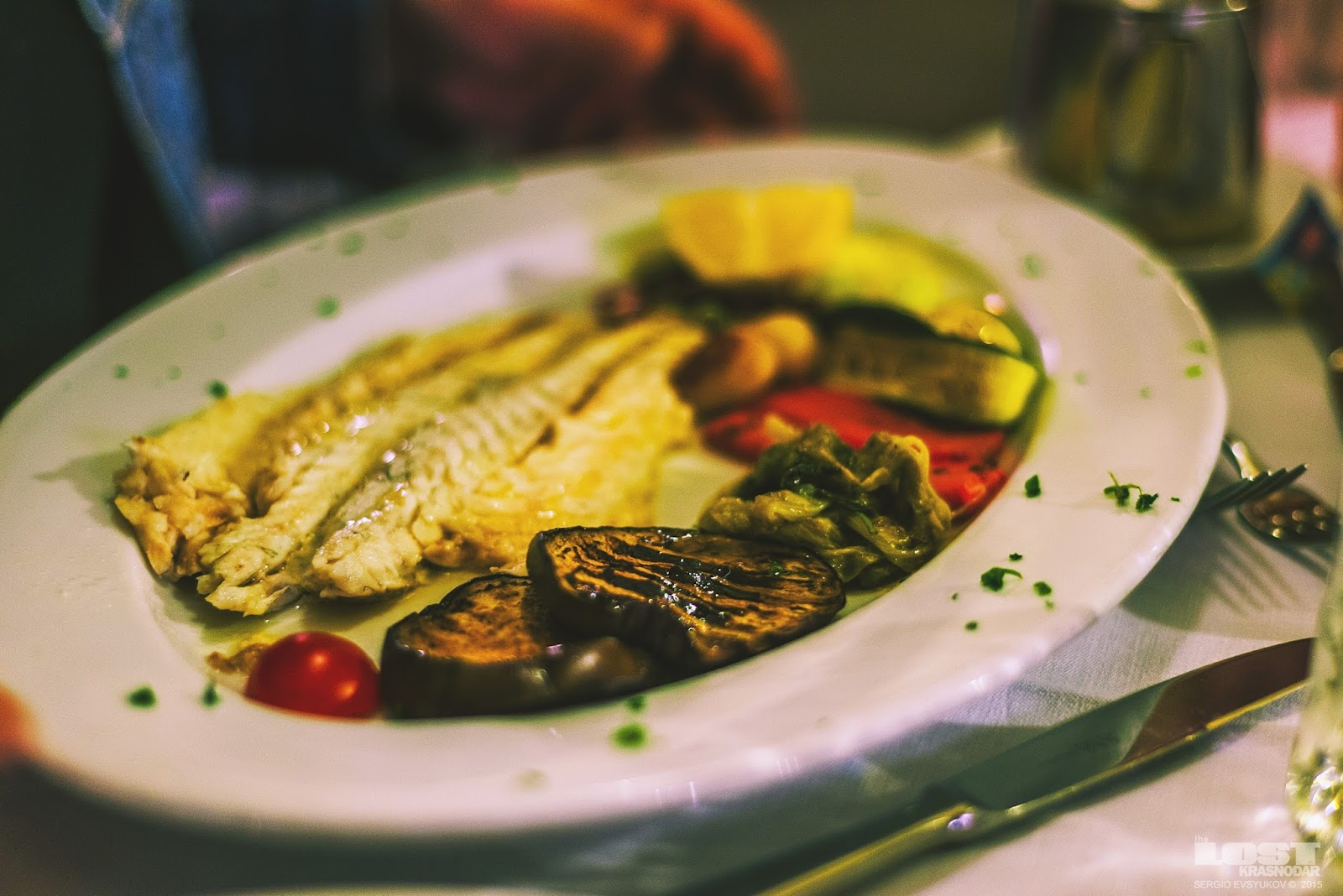 Кухня Венеции