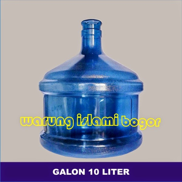 Jual Galon PC 10 Liter