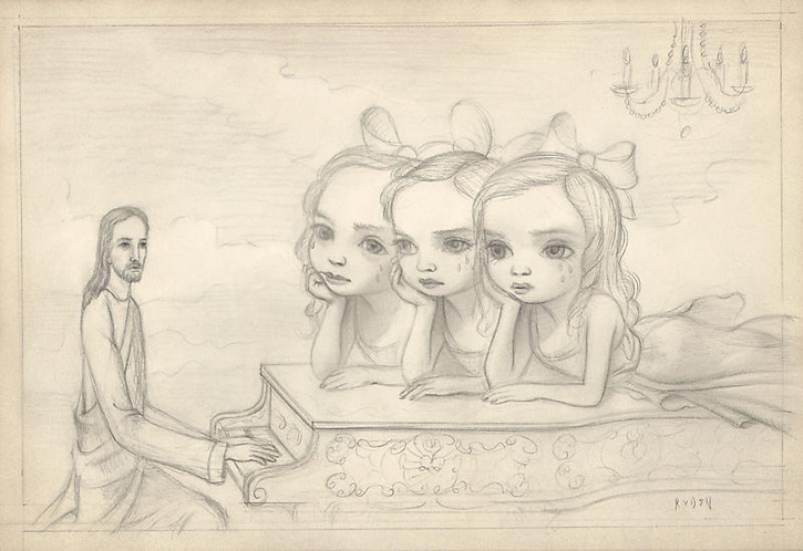 Mark Ryden. The Gay 90's Show