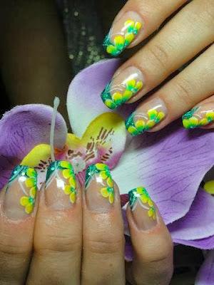 Uñas decoradas - diseños de uñas - decoración de uñas