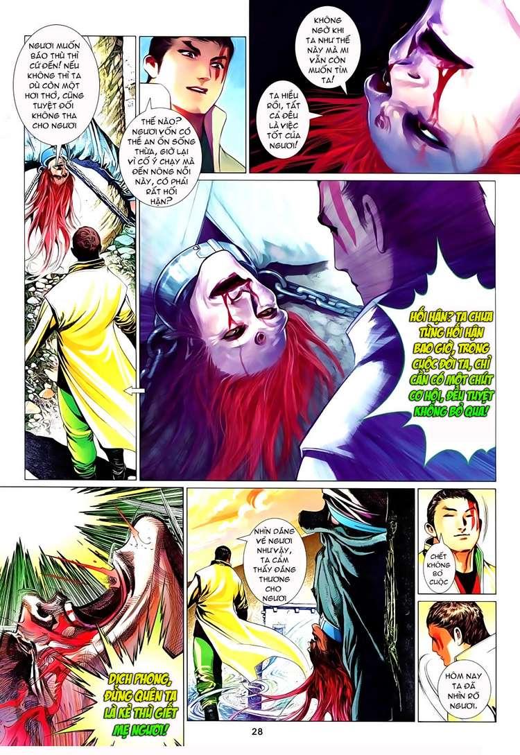 Phong Vân chap 633 Trang 26 - Mangak.info