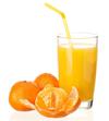 Suco tangerina