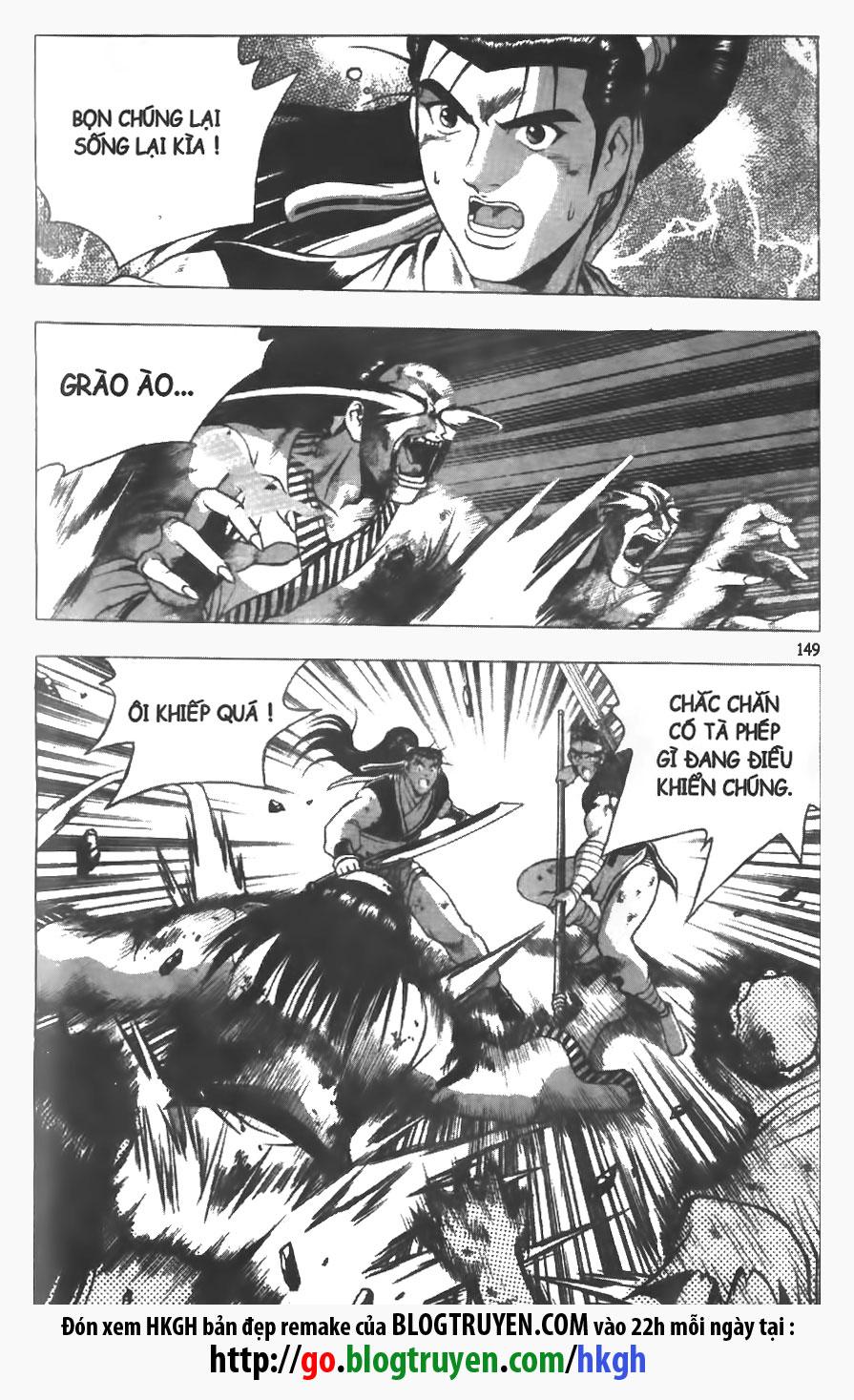 Hiệp Khách Giang Hồ chap 129 page 19 - IZTruyenTranh.com