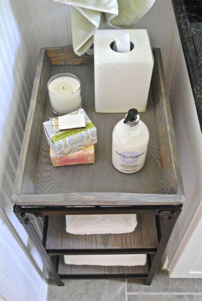 Bathroom Vanity Lights Flickering : The Chronicles of Home: Guest Bathroom