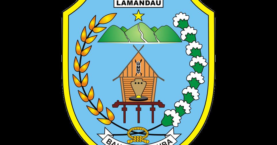 Kabupaten Lamandau Logo Vector Lamandau Regency Format Cdr Ai Eps Svg Pdf Png