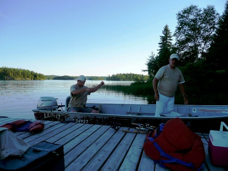 Bow narrows camp blog on red lake ontario what to pack for Best canadian fishing trips