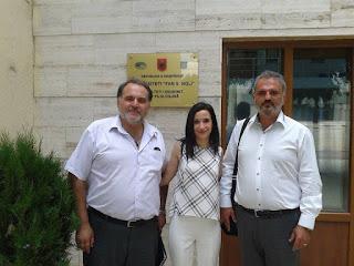 Η ανάπτυξη και η επιχειρηματικότητα στο επίκεντρο του 1ου Διασυνοριακού Φόρουμ στην Κορυτσά, στο οποίο συμμετείχε  η Περιφέρεια Δυτικής Μακεδονίας