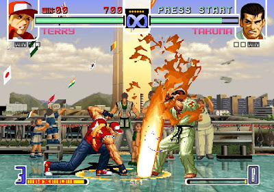 telecharger king of fighter 2002