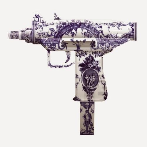 08-Delft-Machine-Gun-Delft-Porcelain-British-Artist-Magnus-Gjoen-www-designstack-co