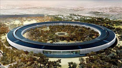 Apple Campus 2 - Norman Foster