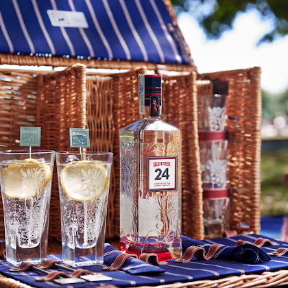 Hackett London & Beefeater 24 - Cocktail Picnic Pack