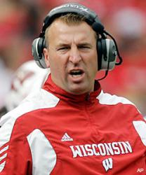 "Badgers are ""sexy"" beasts. Because Bret Bielema said so."