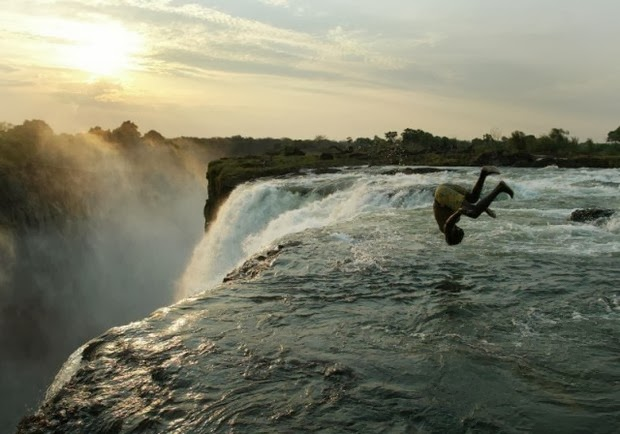 Devil's Pool Zambia 1