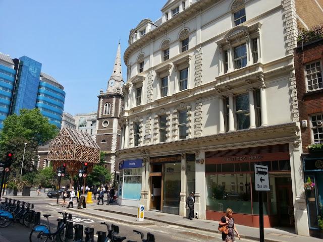 Centurion House, Aldgate / Jewry Street