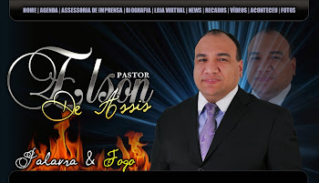 Site oficial do Pr. Elson de Assis
