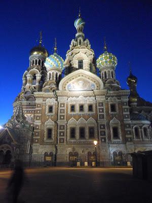 Local de morte de Alexander II