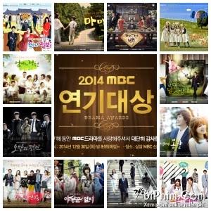 Phim MBC Drama Awards 2014