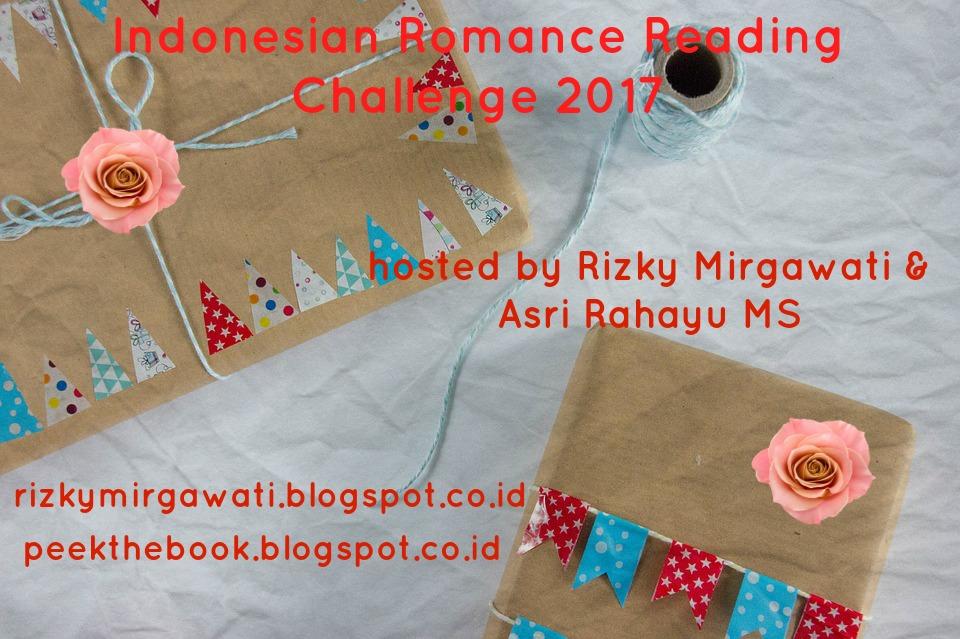 Indonesian Romance Reading Challenge 2017