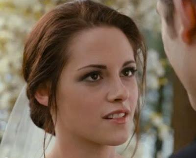 bella wedding hairstyle on Bella Swan Wedding Hairstyles   Bridal Shoes