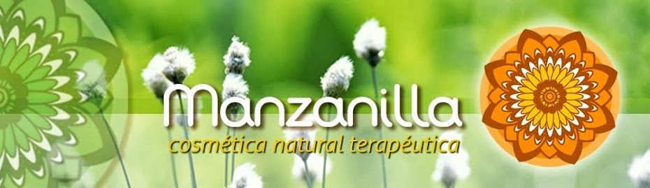 Manzanilla Cosmética Natural Terapéutica