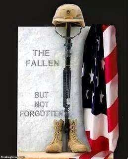 the fallen, memorial day,
