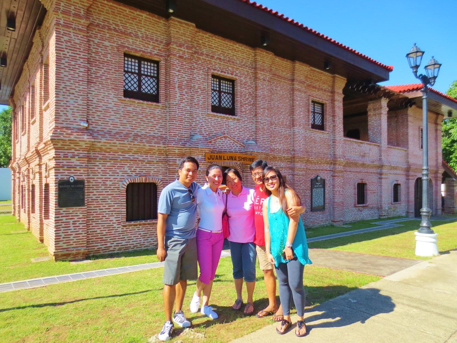 Juan Luna Shrine, Badoc, Ilocos Norte