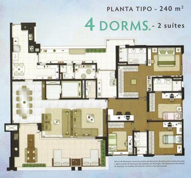 jd das perdizes 4 dormitórios